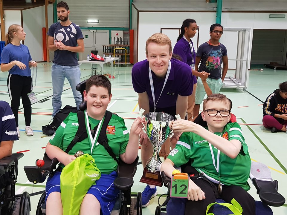 Heroes Powerchair Football Club