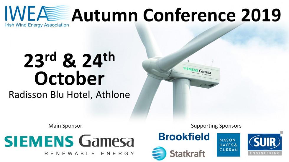 IWEA Autumn Conference 2019
